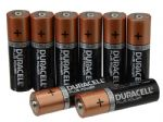 Duracell AA Cell Plus Power Batteries, Pack of 8 (5+3)